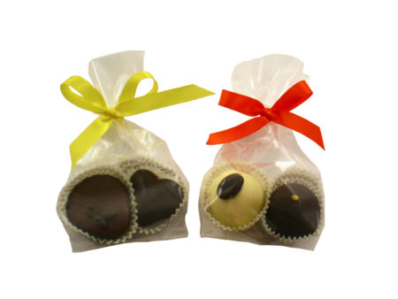 truffles, wedding favour