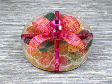natural fruit jellies