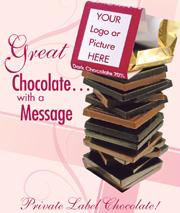 private label belgian chocolate