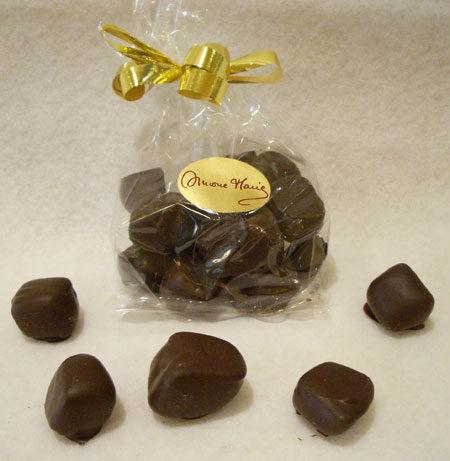 organic ginger chocolate