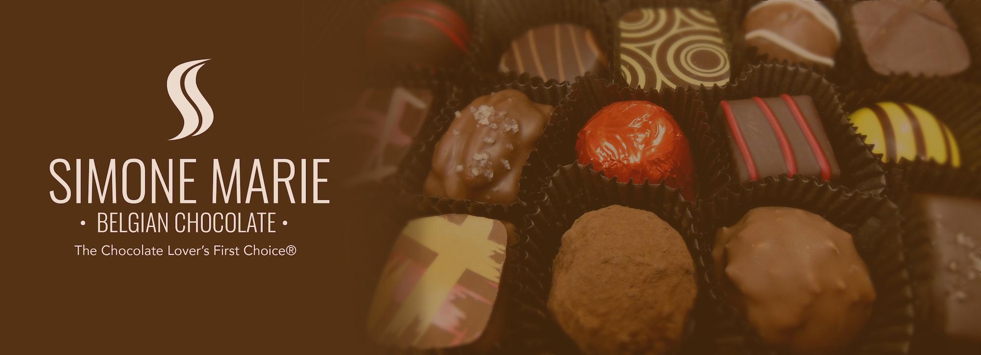 Simone Marie Belgian Chocolate